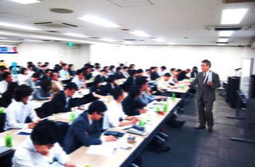 講演の画像